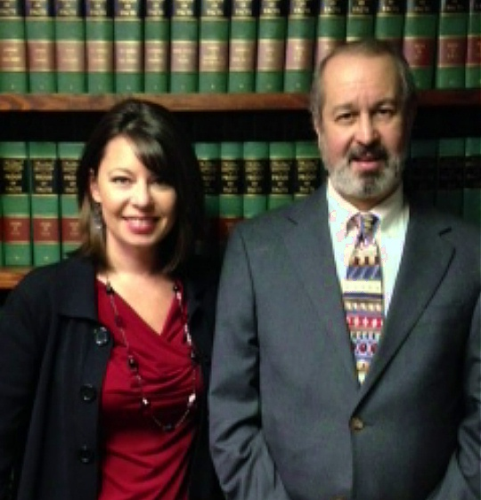 John G. McDonnel and Courtney McDonnell Snodgrass
